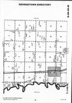 Map Image 043, Clay County 1992